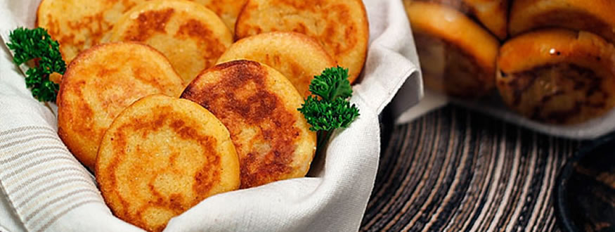 arepas boyacenses